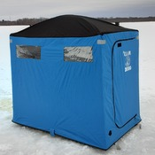 frist ice fishing of 2021