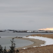 Beautiful Sandbanks Park. Burgeo,Nl