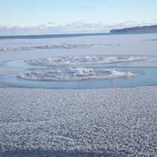 ICE SCAPES on the BIG LAKE