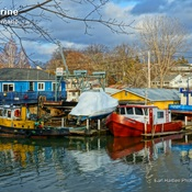 Colourful Port Dover Ontario