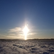 Morning SunDogs