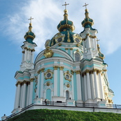 St. Andrew's Church, Kyiv