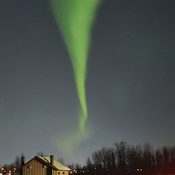 Lady aurora sightings