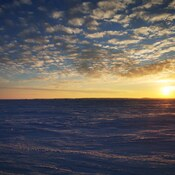 Lake Winnipeg sunset