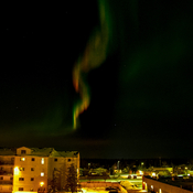 Northern Lights over
