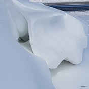 Nature's Snow drifts