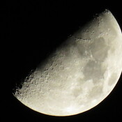 JON HAMMOND'S MOON PHOTOS AND VIDEOS SHOWING COOL CRATERS (MARCH 21, 2021)