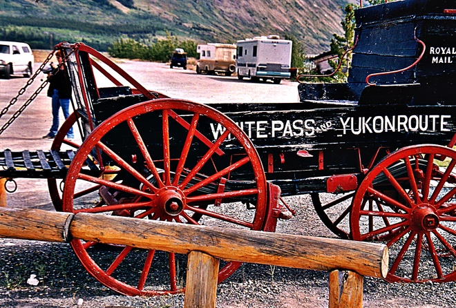 From Days of Yukon Gold Rush Yukon, YT