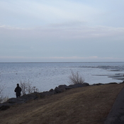ANGLERS on the BIG LAKE