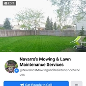 Navarro's Mowing and Lawn maintenance