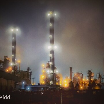 Clouded by industry
