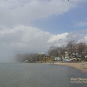 Port Dover Fog Banks