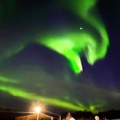 The Northern Lights Dance
