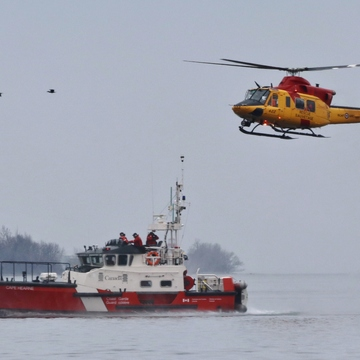 Kingston Coast guard