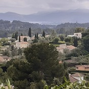 Mougins city