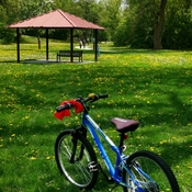 Enjoy early summer 27C - Marita Payne Park Thornhill - May 18 2021
